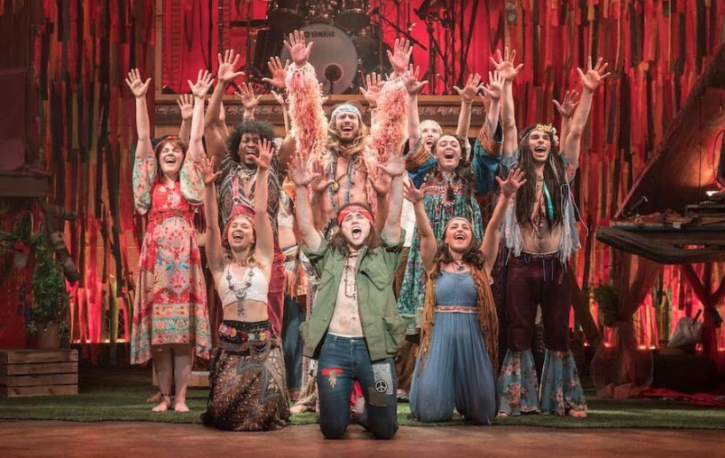 Photo of Hair the Musical – Milton Keynes Theatre