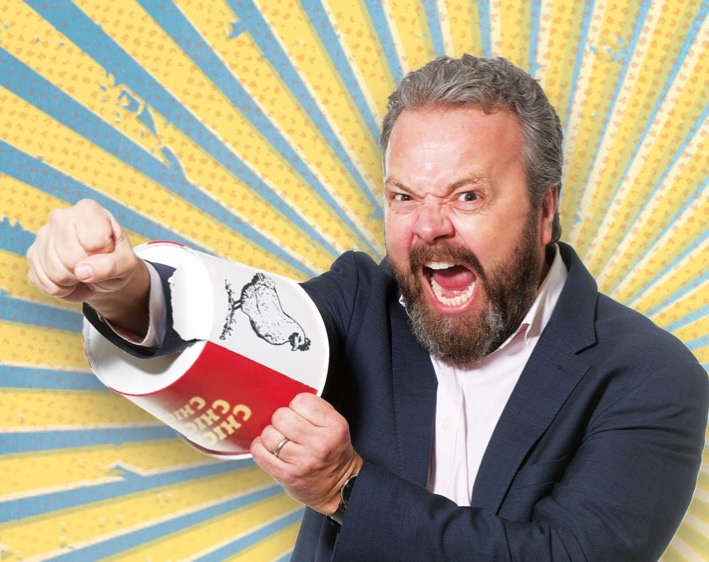 Photo of Hal Cruttenden: Chubster – The Lowry, Salford