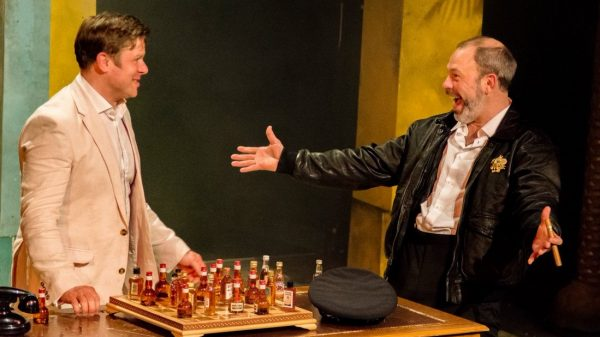 Photo of Our Man in Havana – New Wolsey Theatre, Ipswich