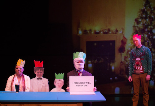 Photo of Have I No Mouth – Town Hall Theatre, Galway