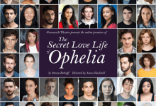 Photo of The Secret Love Life of Ophelia – Greenwich Theatre, YouTube