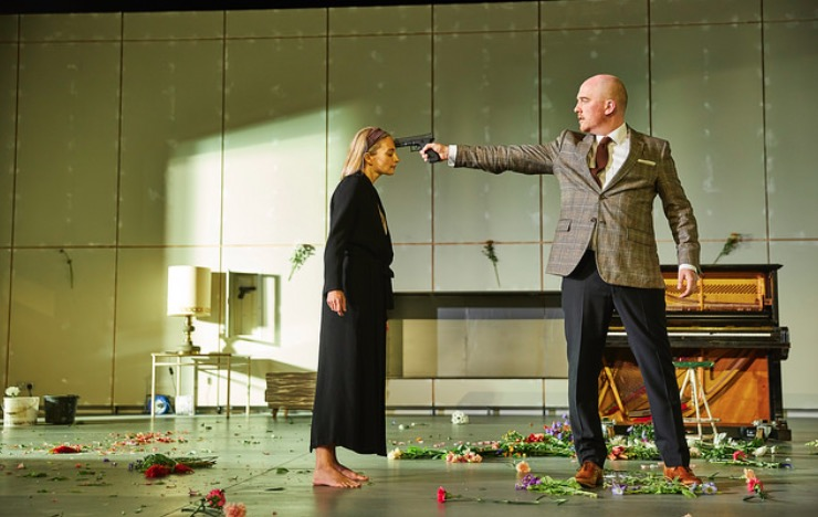 Photo of Hedda Gabler – Grand Theatre, Wolverhampton
