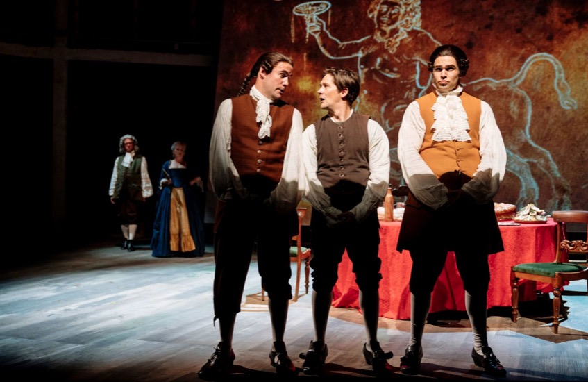 Photo of Hogarth's Progress: The Art of Success – Rose Theatre, Kingston