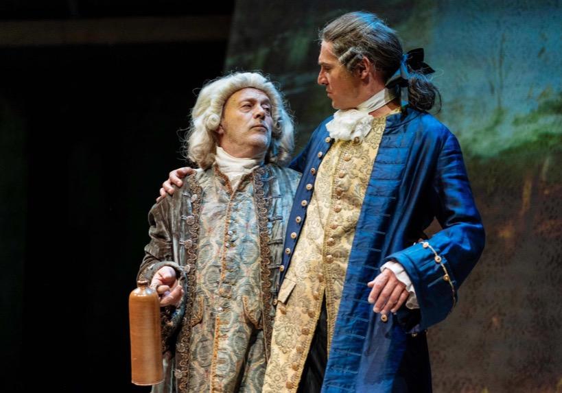 Photo of Hogarth's Progress: The Taste of the Town – Rose Theatre, Kingston