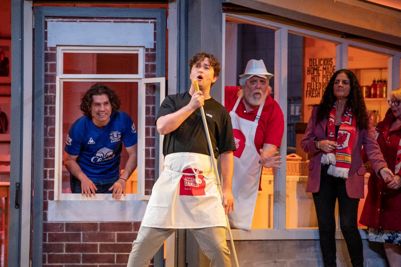 Homebaked The Musical - Photo Credit Jason Roberts