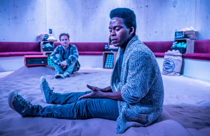 Photo of Homos, or Everyone in America  – The Finborough Theatre, London