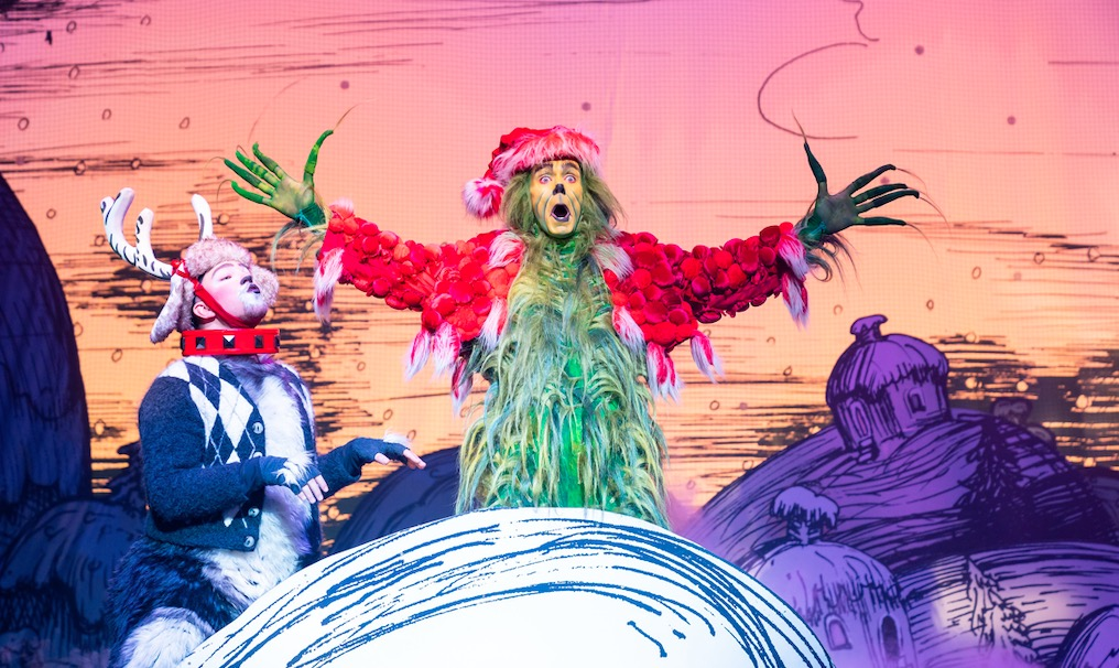 Photo of How the Grinch Stole Christmas! The Musical – The Lowry, Salford