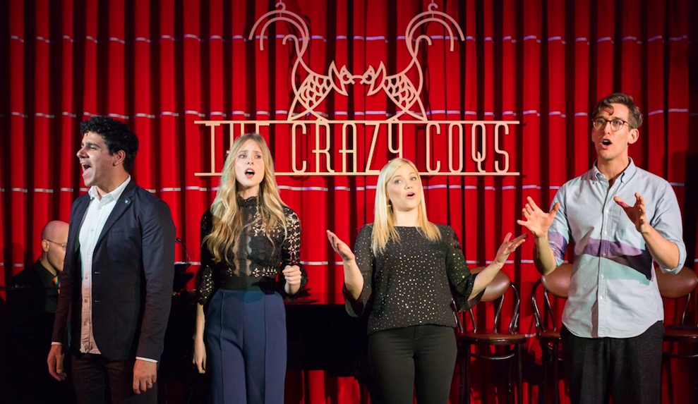 Photo of I Wish My Life Were Like a Musical – Live at Zedel, London
