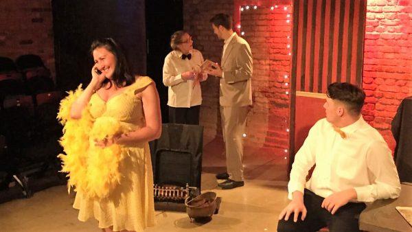 Photo of Fun at the Festival – Arcola Theatre, London