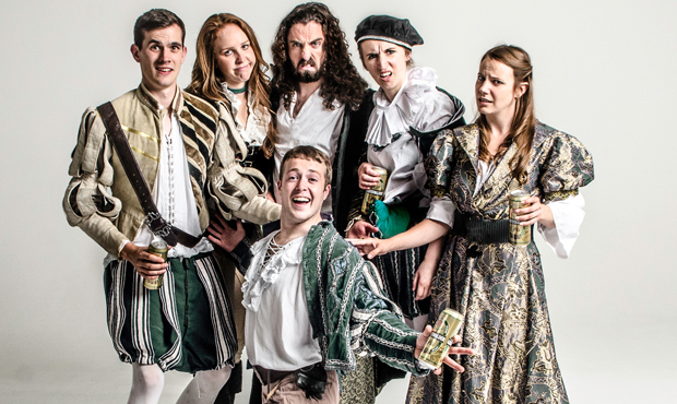 Photo of BRIGHTON FRINGE: Shit-faced Shakespeare: Romeo and Juliet – The Warren Main House