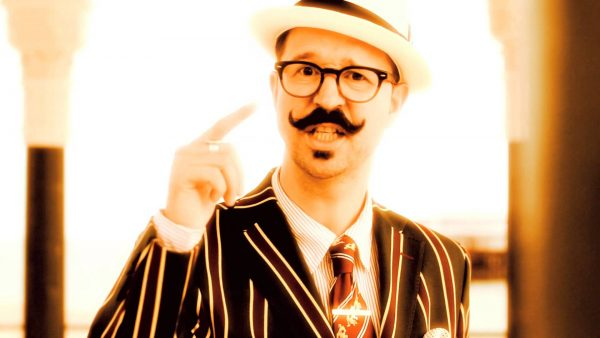 Photo of BRIGHTON FRINGE: Mr B The Gentleman Rhymer: The Chap-Hop Decade – Komedia Studi