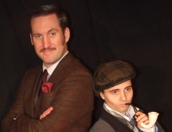 Photo of BRIGHTON FRINGE: The Accidental Adventures of Sherlock Holmes – The Warren