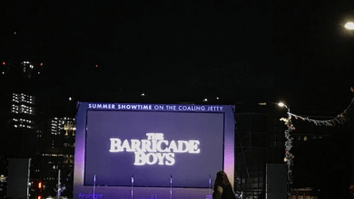 Photo of The Barricade Boys – Turbine on the Jetty, London