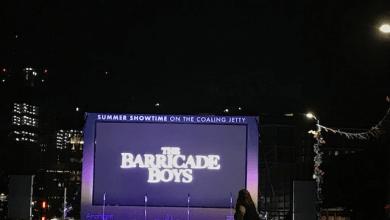 Photo of The Barricade Boys – Turbine on the Jetty, London