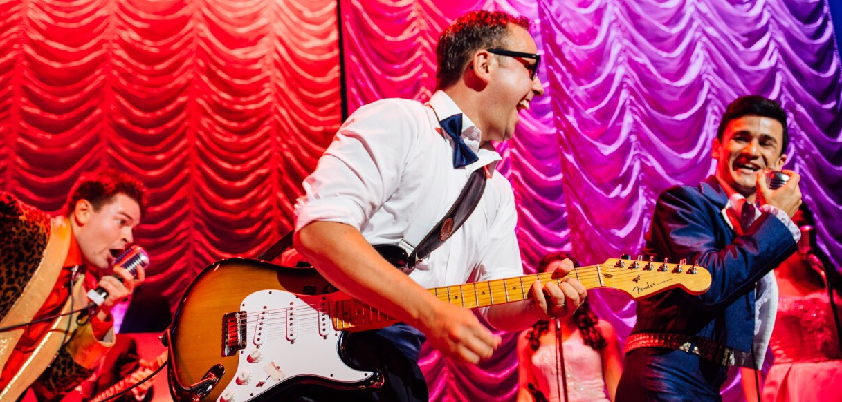 Photo of The Buddy Holly Story – The Palace Theatre, Mancheste