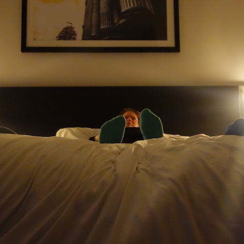 Photo of DUBLIN FRINGE FESTIVAL: I Used to Feel – The Marker Hotel, Dublin