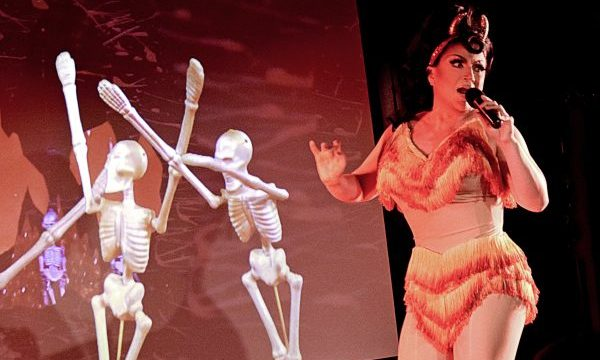 Photo of BenDeLaCreme's Inferno A-Go-Go! – Laurie Beechman Theatre, New York
