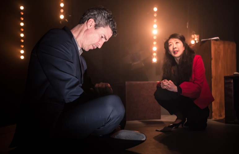 Photo of Into the Numbers – Finborough Theatre, London