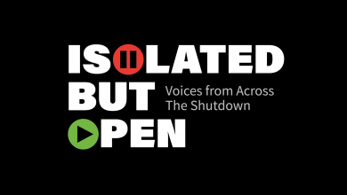 Photo of Isolated But Open: Voices From Across the Shutdown (7-12) – Papatango