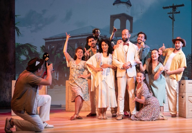 Photo of It Happened in Key West – Charing Cross Theatre, London