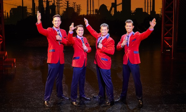 Photo of Jersey Boys – Palace Theatre,Manchester