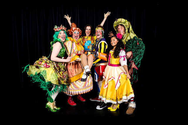 Photo of Jack and the Beanstalk – Harrogate Theatre, Harrogate
