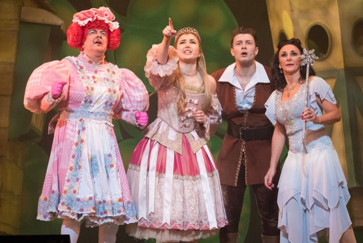 Photo of Jack and the Beanstalk – Liverpool Empire