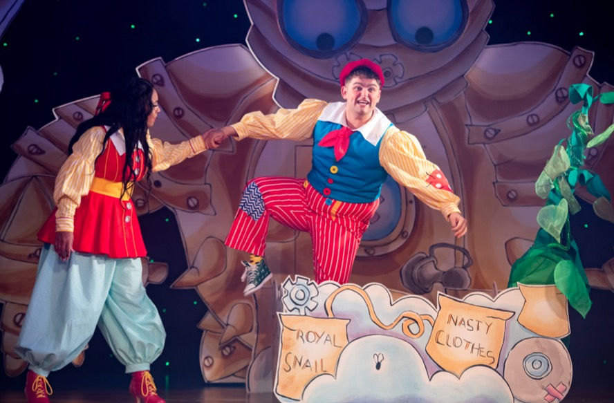 Photo of Jack and the Beanstalk – Oldham Coliseum