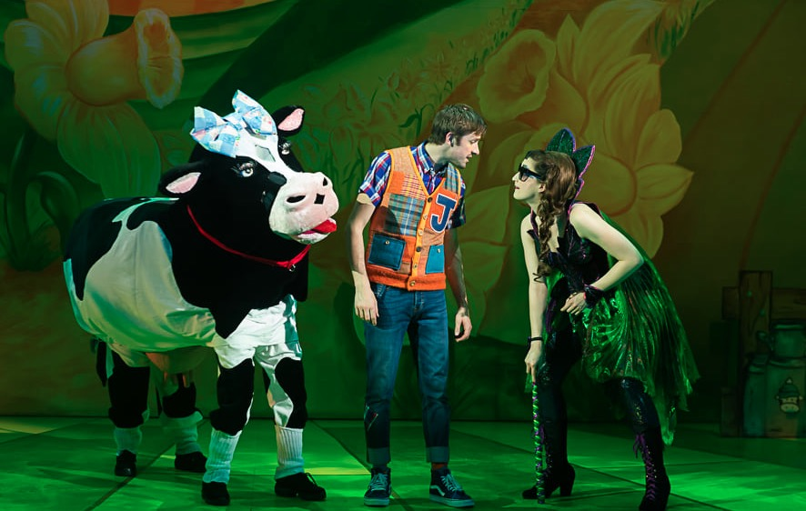 Photo of Jack and The Beanstalk – Theatr Clwyd, Mold