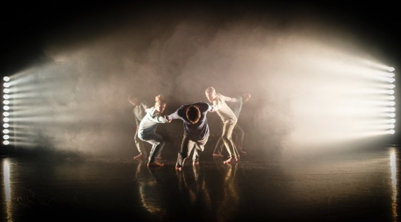 Photo of James Wilton Dance: Leviathan – Contact, Manchester