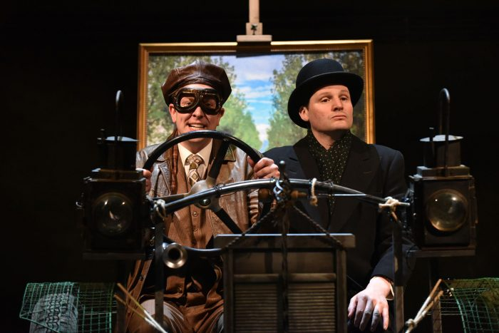 Photo of Jeeves and Wooster in Perfect Nonsense – York Theatre Royal