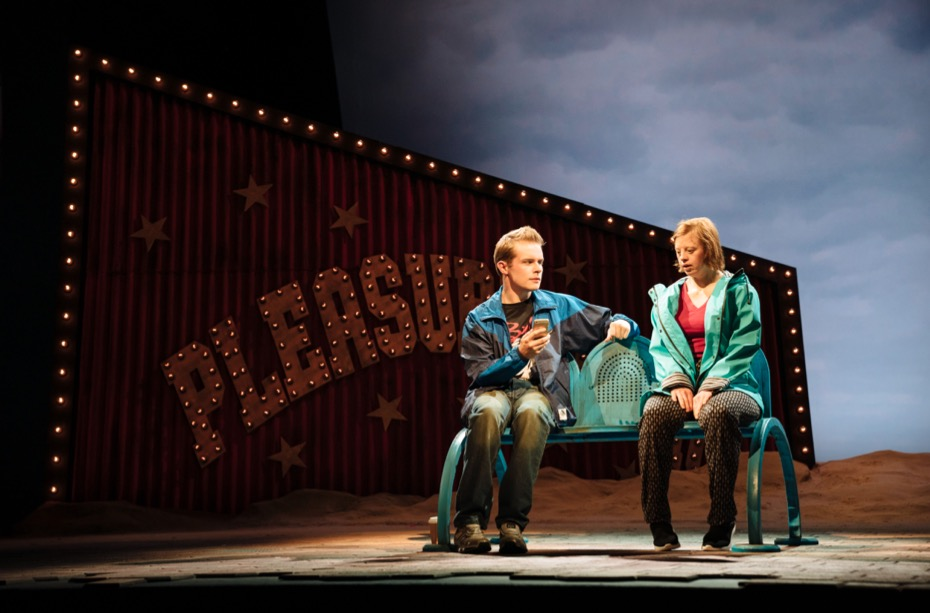 Photo of Jellyfish – Dorfman Theatre, National Theatre, London