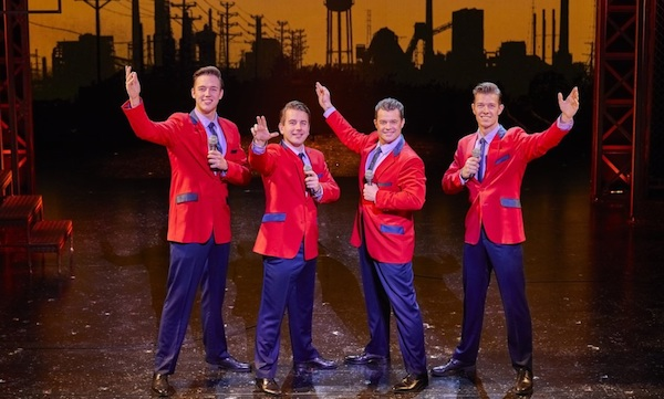 Photo of Jersey Boys – Regent Theatre, Stoke-on-Trent