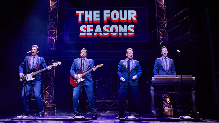 Photo of Jersey Boys – The Playhouse, Edinburgh