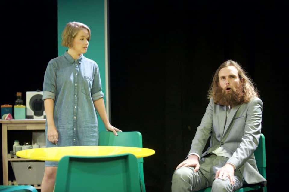 Photo of Nina's Got News – Pleasance Dome, Edinburgh