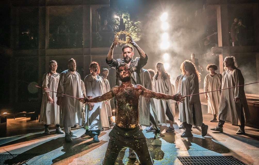 Photo of Jesus Christ Superstar  – Barbican, London