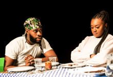 Photo of Jollof Wars – VAULT Festival, London