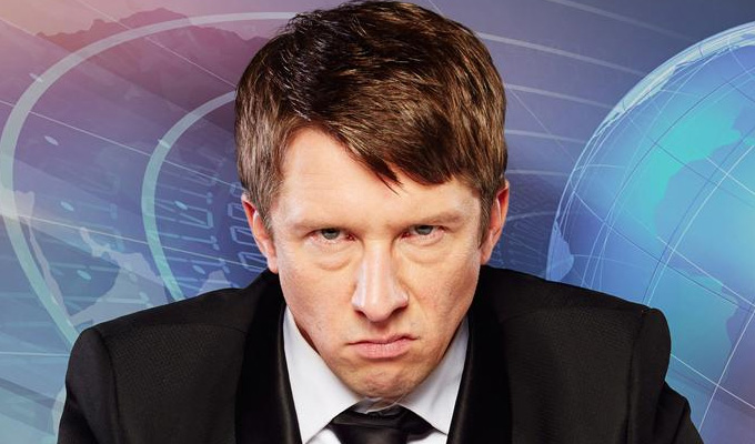 Photo of Latitude Festival: Jonathan Pie – Comedy Stage