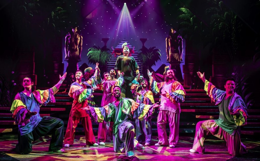 Photo of Joseph and the Amazing Technicolor Dreamcoat – Edinburgh Playhouse