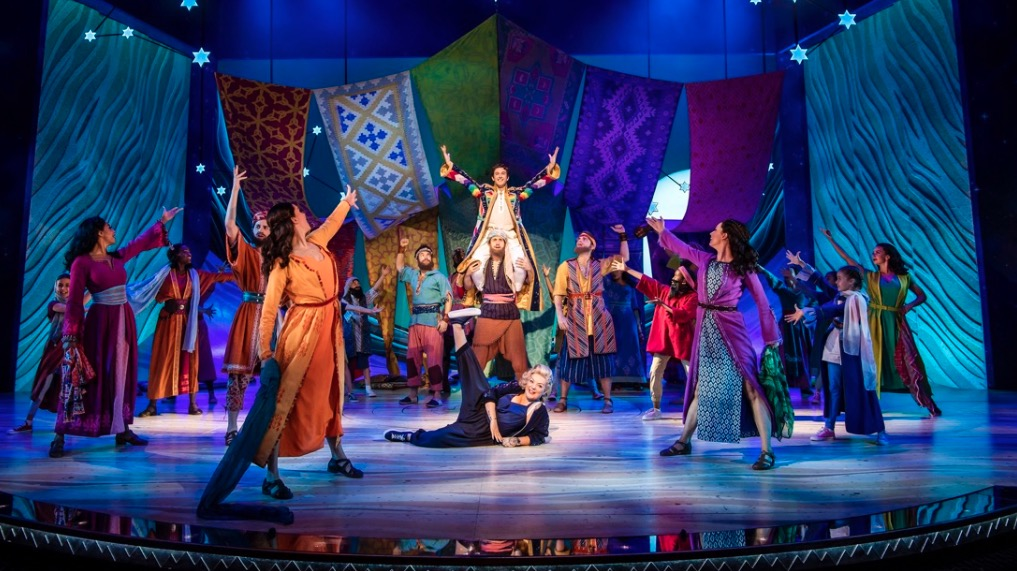 Photo of Joseph and the Amazing Technicolor Dreamcoat  – The London Palladium
