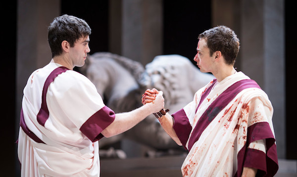 Photo of Julius Caesar – Royal Shakespeare Theatre, Stratford-on-Avon