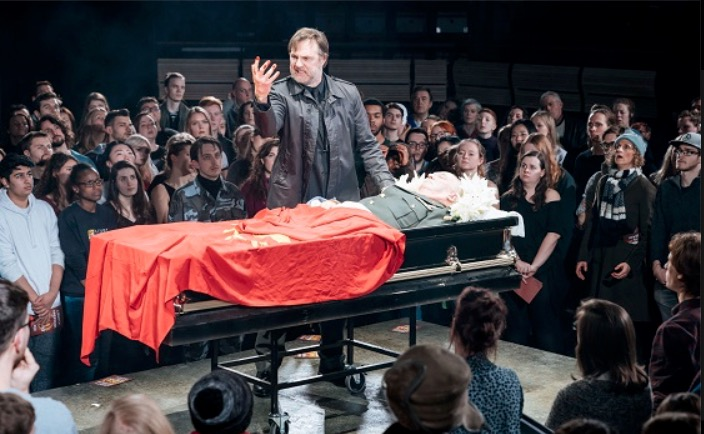 Photo of Julius Caesar – The Bridge Theatre