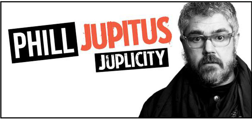 Photo of Phill Jupitus: Juplicity  – The Lowry, Salford