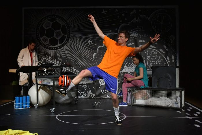 Photo of Keepy Uppy – Theatre Royal, York