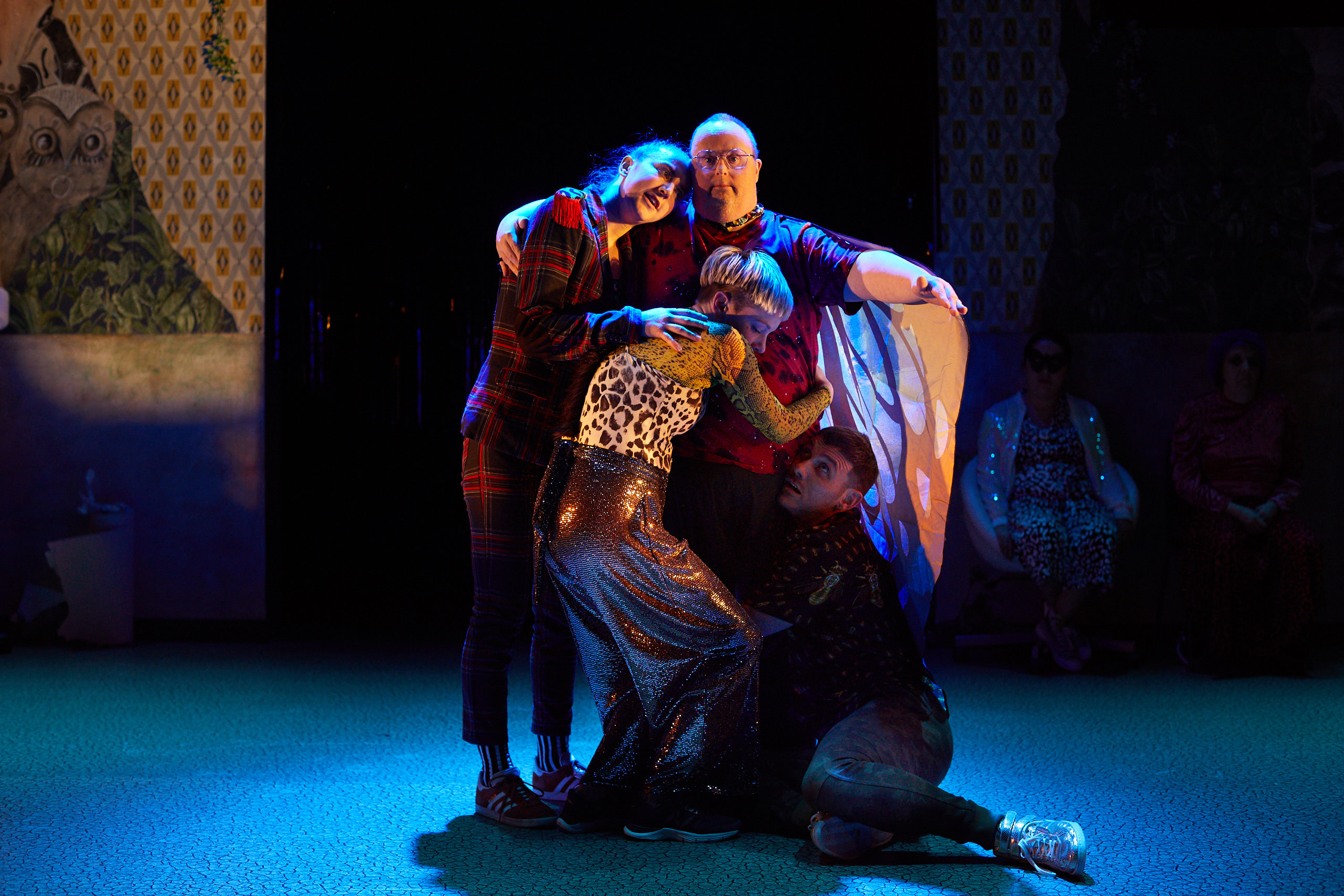 Photo of We Are All Just Little Creatures – Traverse Theatre, Edinburgh