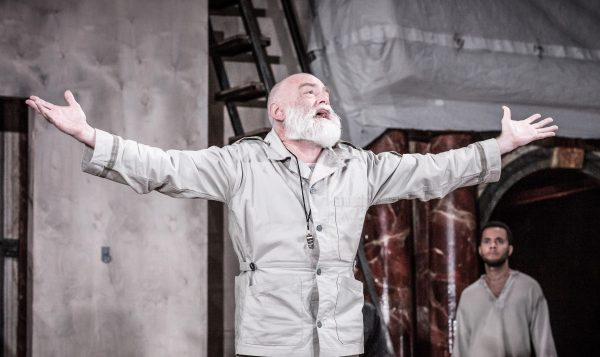 Photo of King Lear – Globe Theatre, London