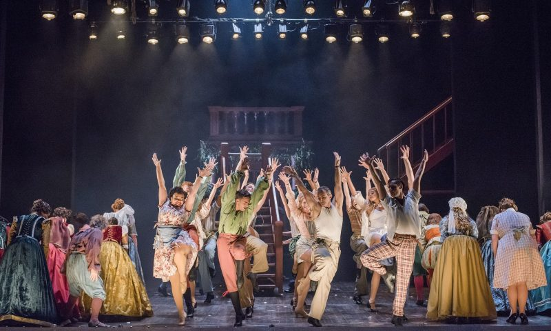 Photo of Kiss Me Kate – The Grand, Leeds