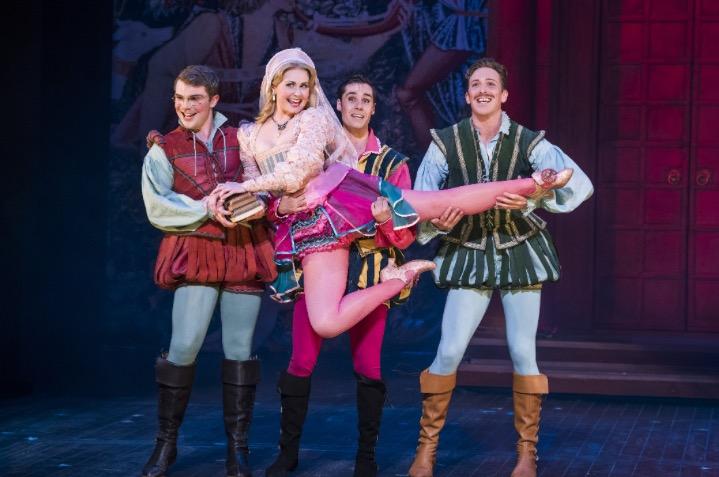 Photo of Kiss Me Kate – London Coliseum