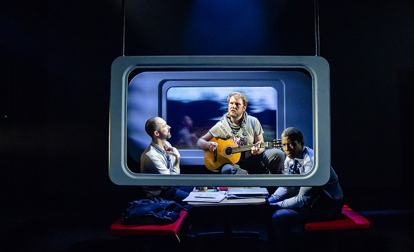 Photo of Distance – The Park Theatre, London