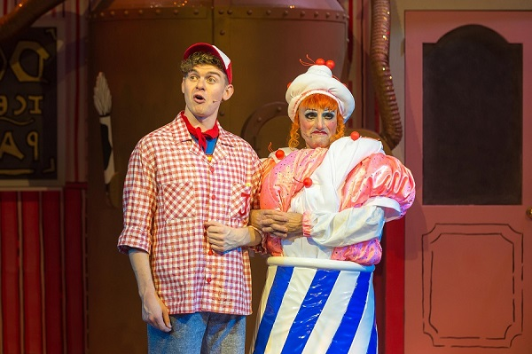 Photo of Jack and the Beanstalk – Queens Theatre, Hornchurch